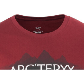 Arc'teryx M's Remote SS T-Shirt red beach